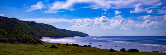 L'ile d'Okinawa au Japon, zone de la longévité et la santé