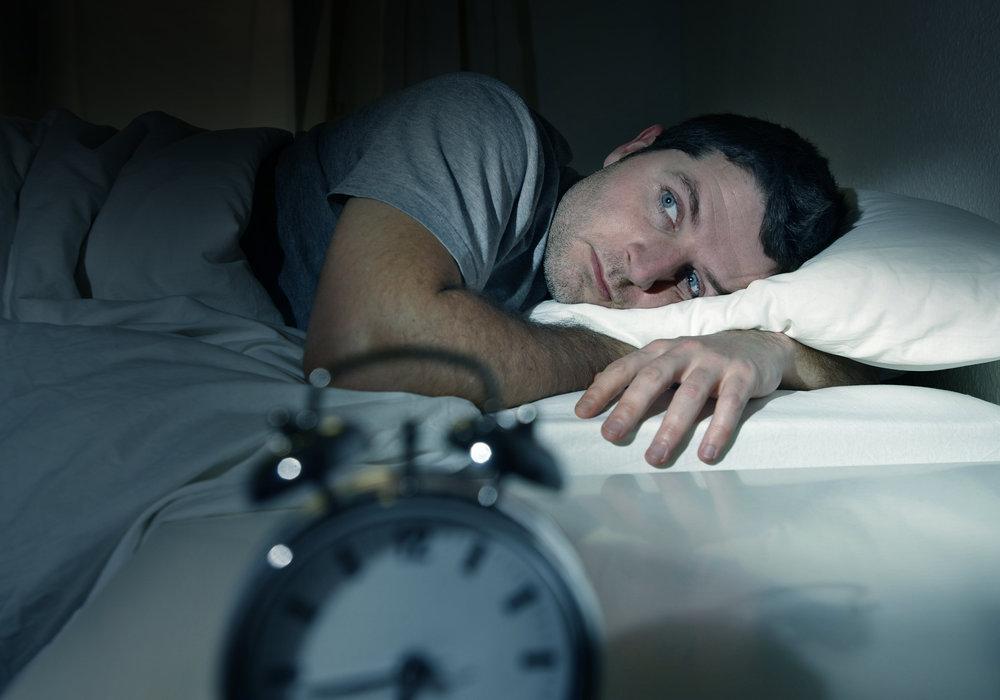 Problèmes de sommeil : que faire ?