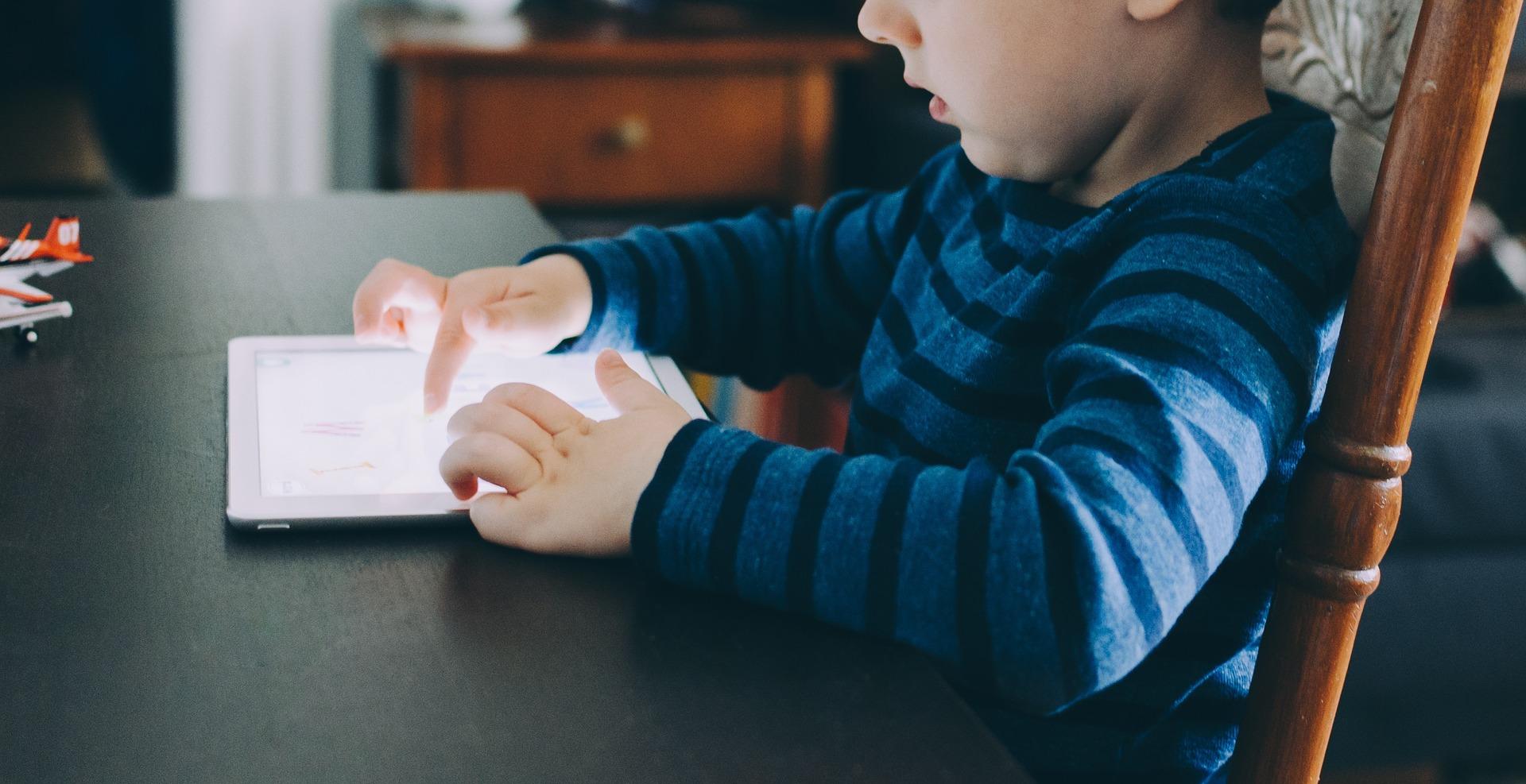 Les effets des écrans sur les enfants