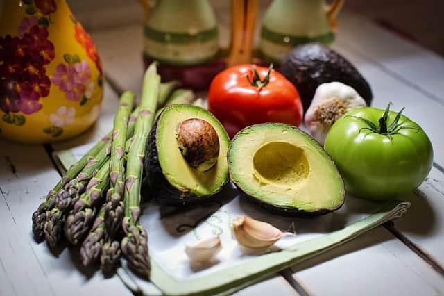 comment rester jeune - manger des fruits et légumes
